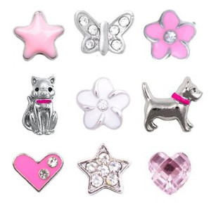 Totem Lockets | Floating Charms | Cats & Dogs Collection