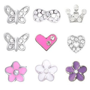 Totem Lockets | Floating Charms | Princess Collection