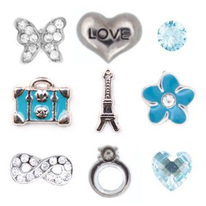 Totem Lockets | Floating Charms | Romance Collection