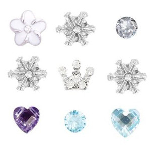 Totem Lockets | Floating Charms | Snow Queen Collection