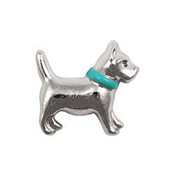 Floating Charm - Dog | Animal Charm| Animal Floating Charm | Totem Lockets | Floating Charm Lockets