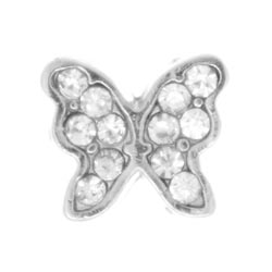 Floating Charm - Butterfly | Animal Charm| Animal Floating Charm | Totem Lockets | Floating Charm Lockets