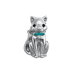 Floating Charm - Cat | Animal Charm| Animal Floating Charm | Totem Lockets | Floating Charm Lockets