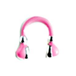 Floating Charm - Music Headphones | Music Charm| Music Floating Charm | Totem Lockets | Floating Charm Lockets