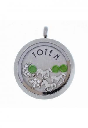 Totem Lockets | Floating Charm Lockets | Pre-created Lockets